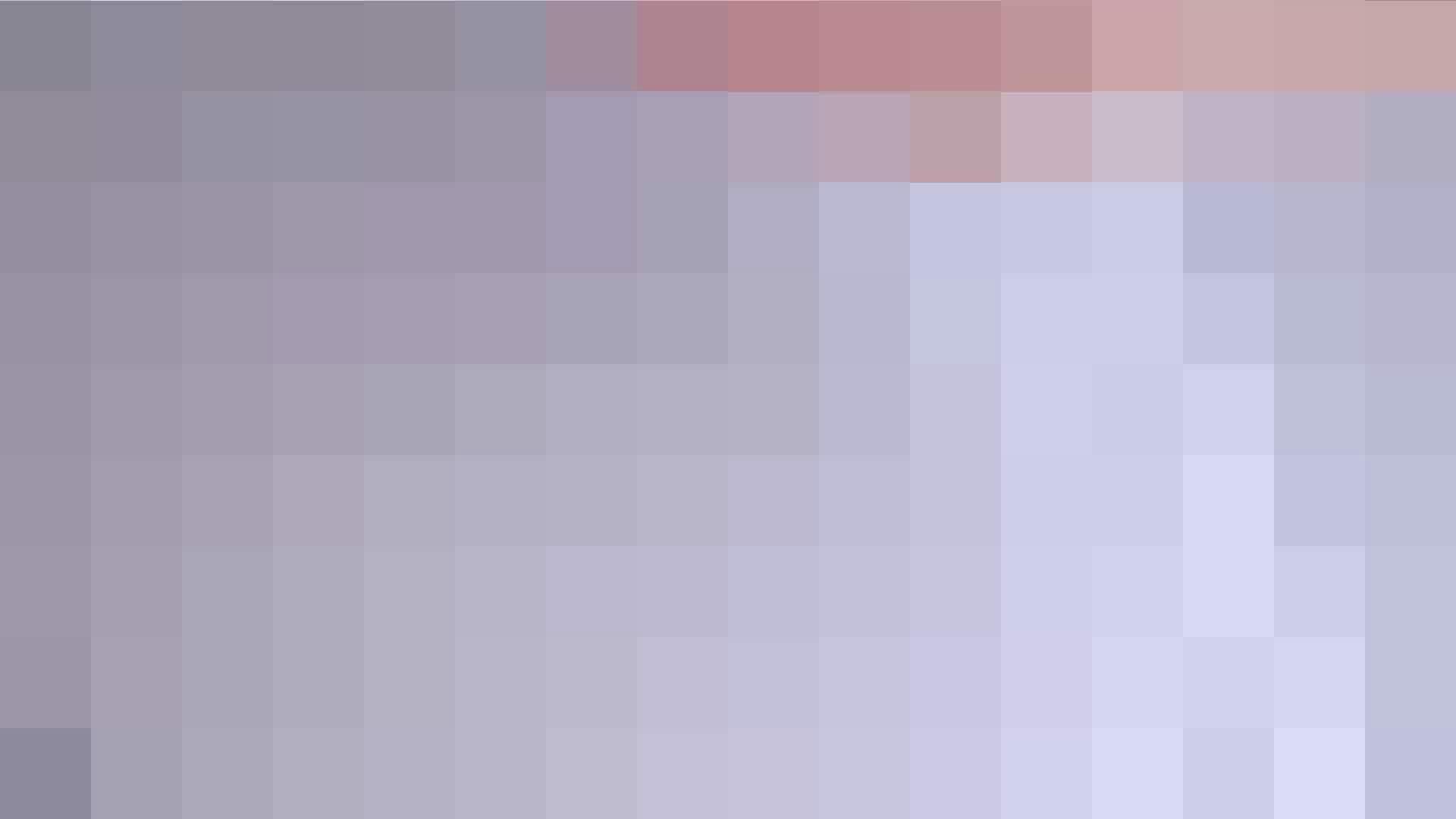 お銀さんの「洗面所突入レポート!!」 vol.28小島陽菜似のピンクオシャレさん 洗面所 のぞき濡れ場動画紹介 34pic 26