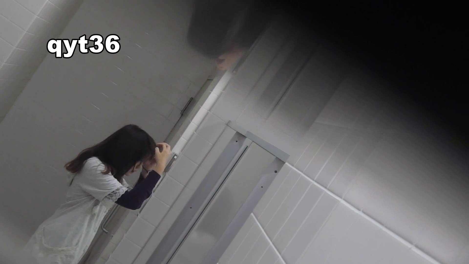 お銀さんの「洗面所突入レポート!!」 vol.36 腰のひねりには定評があります OLの実態 盗み撮り動画キャプチャ 40pic 8