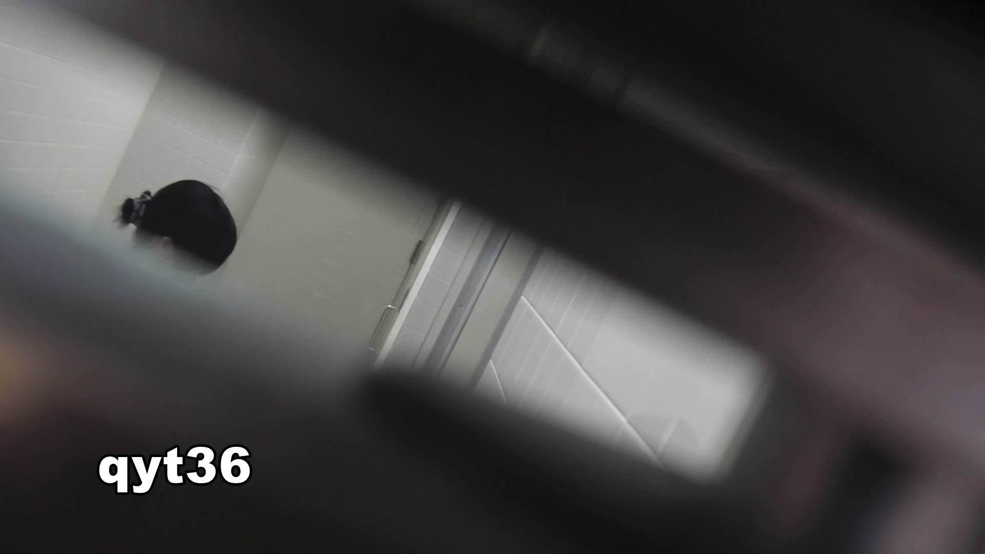 お銀さんの「洗面所突入レポート!!」 vol.36 腰のひねりには定評があります OLの実態 盗み撮り動画キャプチャ 40pic 14