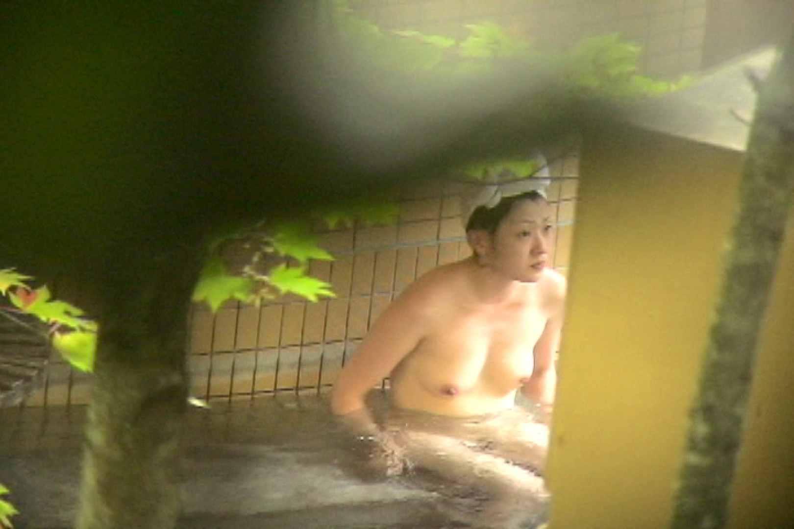 お女市さま編 オムニバスVol.4 潜伏露天風呂  74pic 69