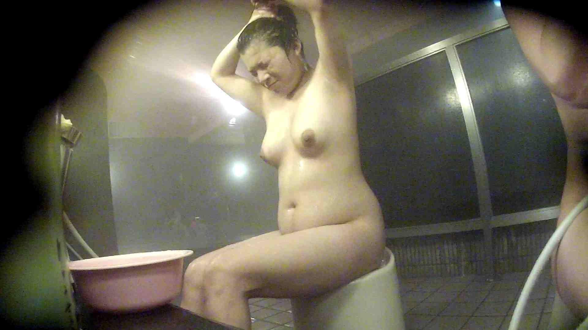 洗い場!豪快な顔、豪快なボディ、豪快な胸! 銭湯 | 潜入  67pic 31