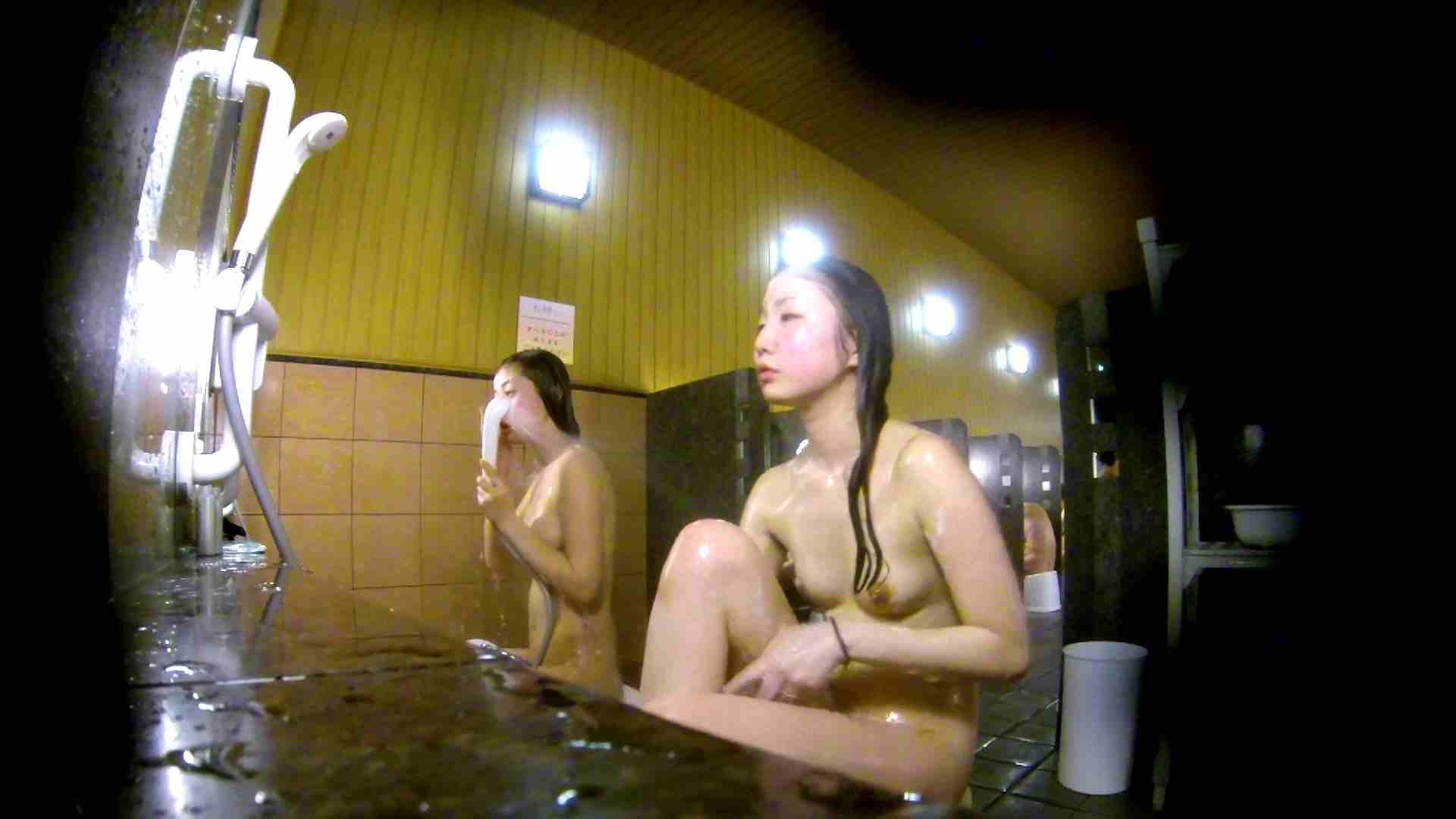 洗い場!奥の嬢をもっと近くでと思ってしまったけどイイ作品。 潜入 | 銭湯  77pic 33