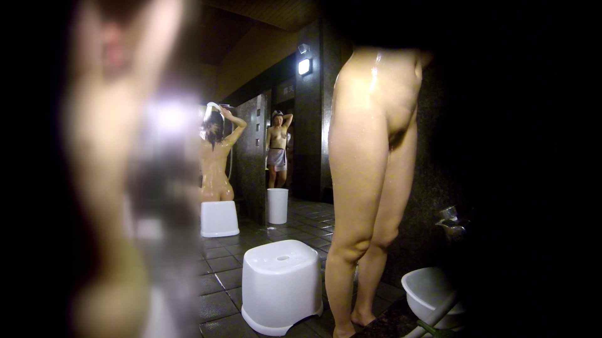 洗い場!SAM似のアラサーさん 銭湯  62pic 4