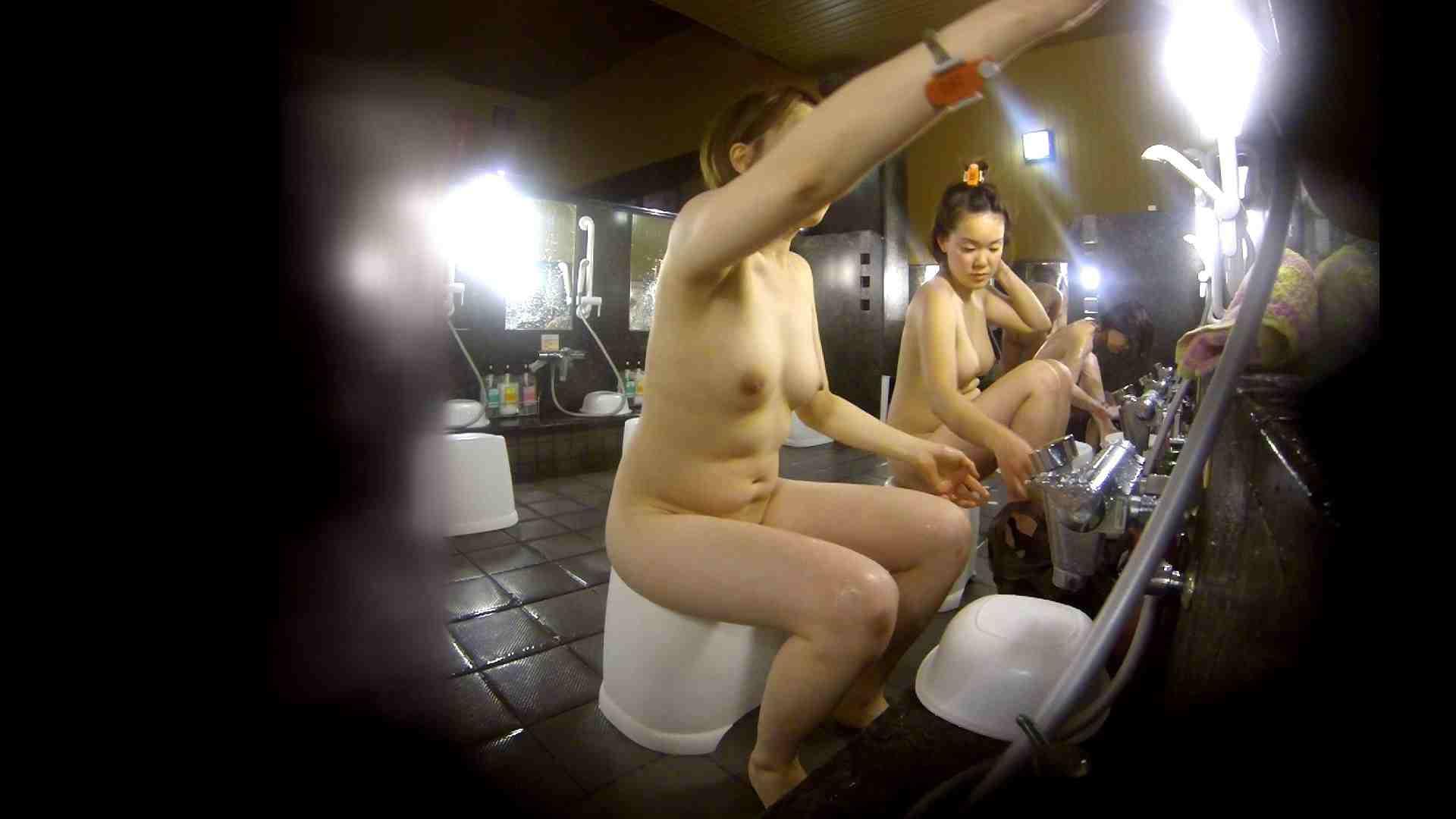 追い撮り!「下っ腹が出てる」という悩みを持つネエさん 潜入   銭湯  47pic 13