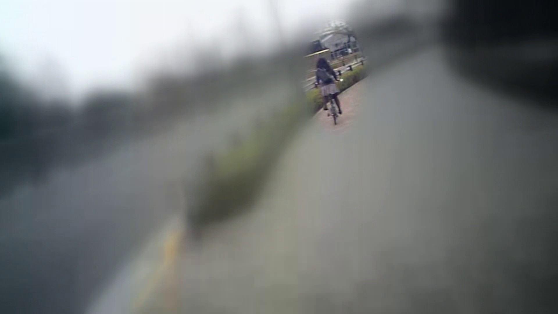 自転車パンチラ Vol.02 おしり | チラ  102pic 25