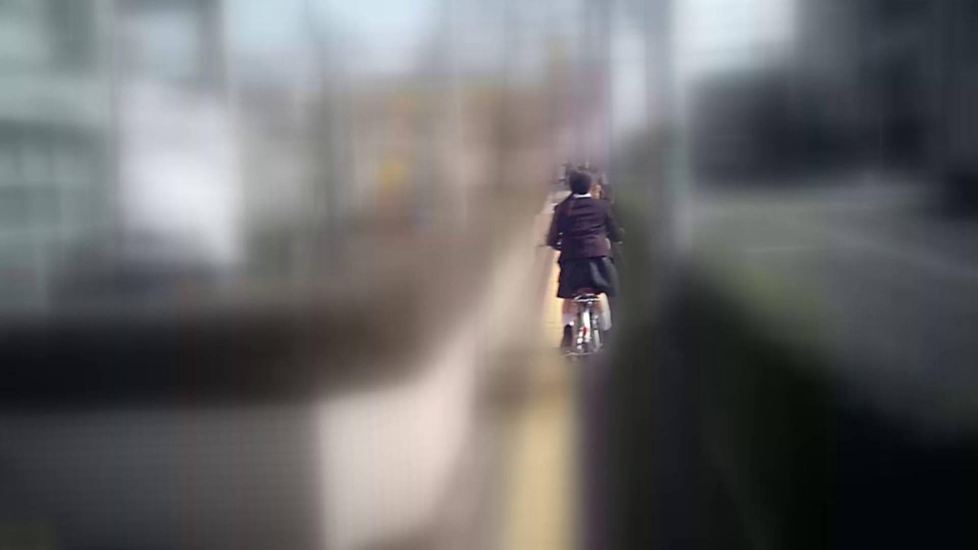 自転車パンチラ Vol.04 パンチラ放出 のぞきおめこ無修正画像 76pic 21
