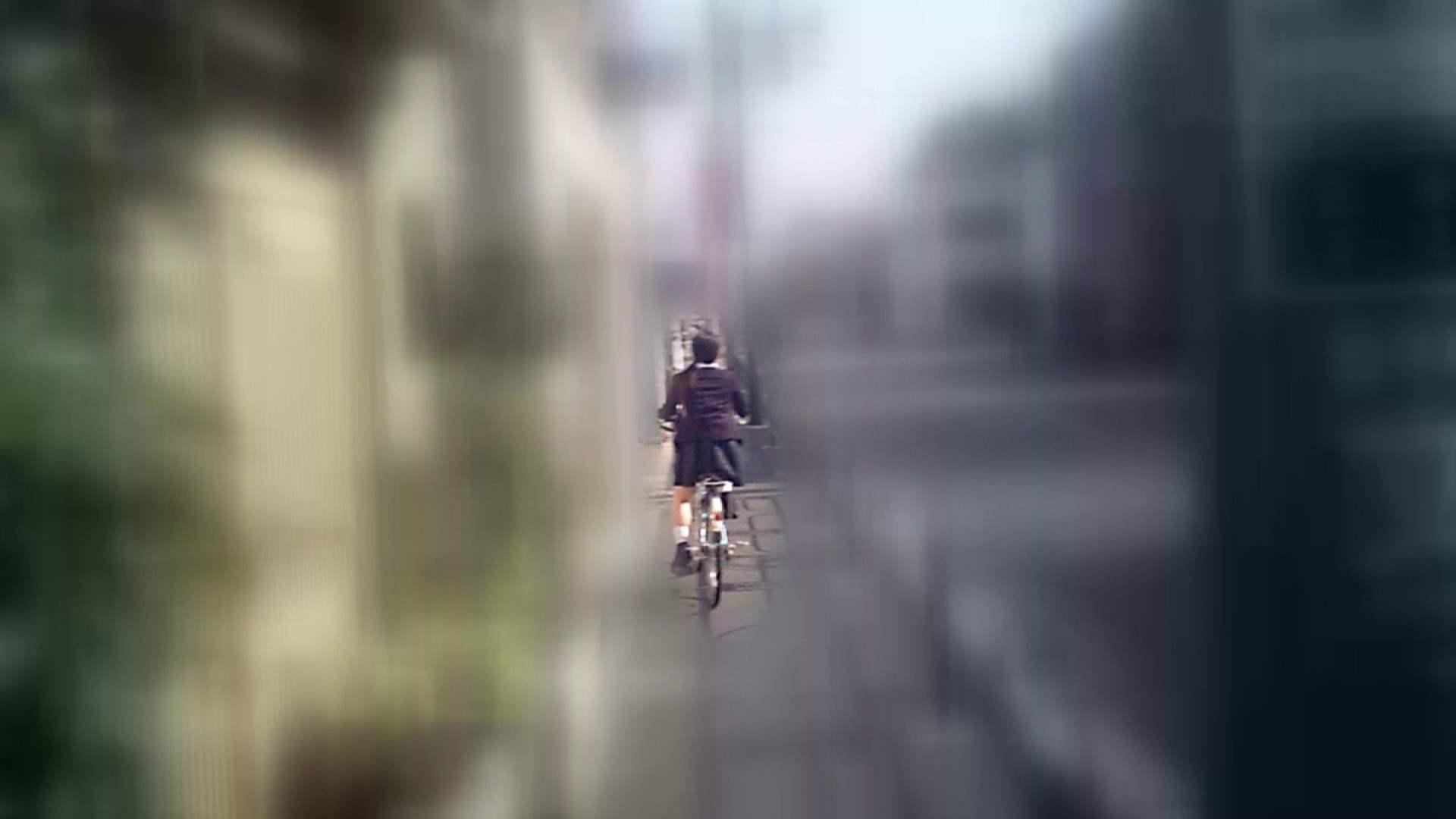 自転車パンチラ Vol.04 パンチラ放出 のぞきおめこ無修正画像 76pic 27