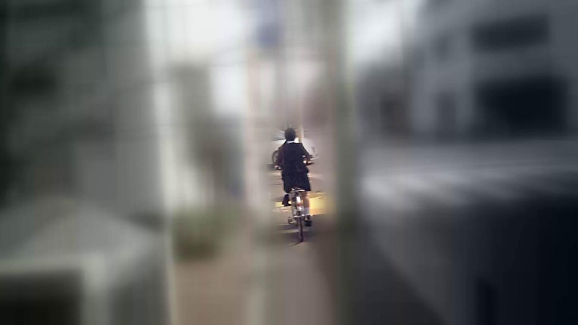 自転車パンチラ Vol.04 おしり 隠し撮りおまんこ動画流出 76pic 29