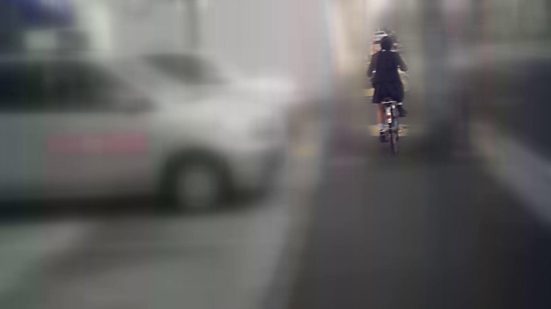 自転車パンチラ Vol.04 パンチラ放出 のぞきおめこ無修正画像 76pic 39