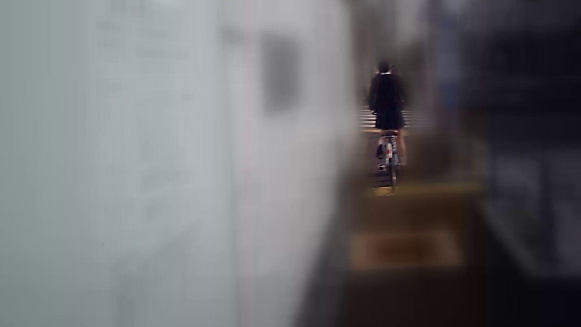 自転車パンチラ Vol.04 おしり 隠し撮りおまんこ動画流出 76pic 41