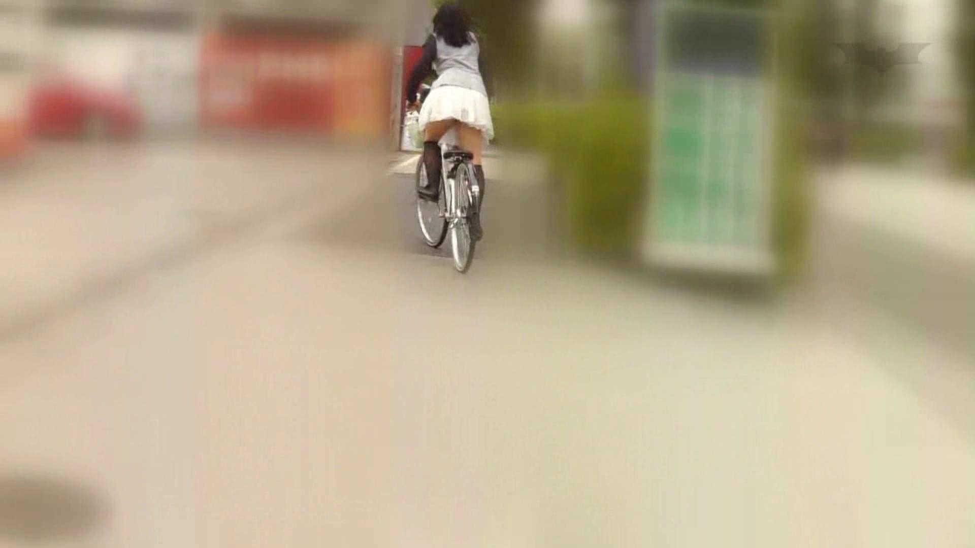自転車パンチラ Vol.06 チラ 隠し撮りすけべAV動画紹介 86pic 14