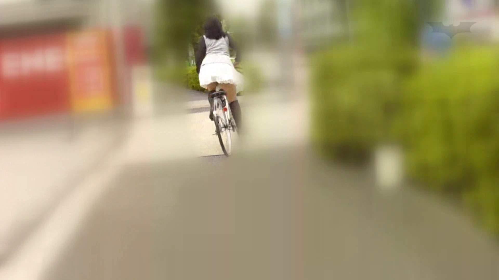 自転車パンチラ Vol.06 パンチラ放出 盗撮おまんこ無修正動画無料 86pic 15