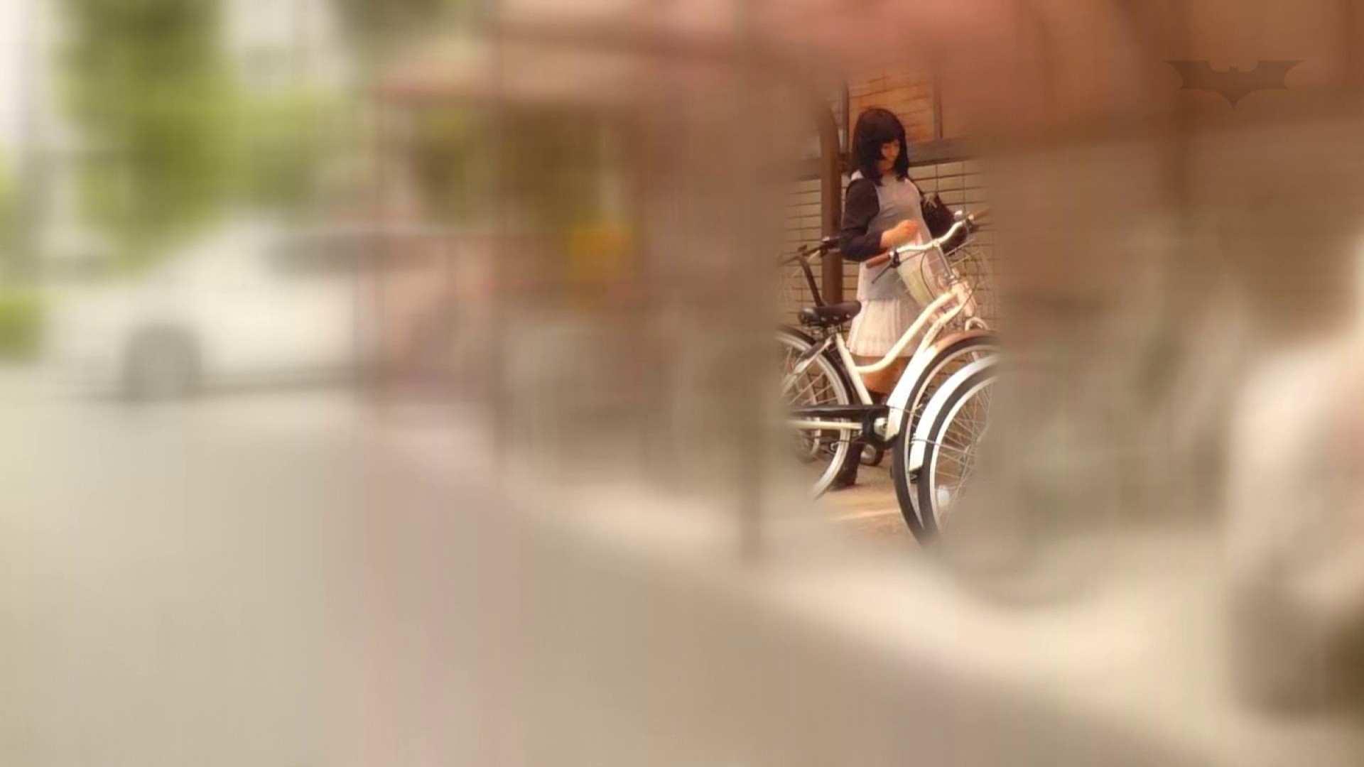 自転車パンチラ Vol.06 車 SEX無修正画像 86pic 22