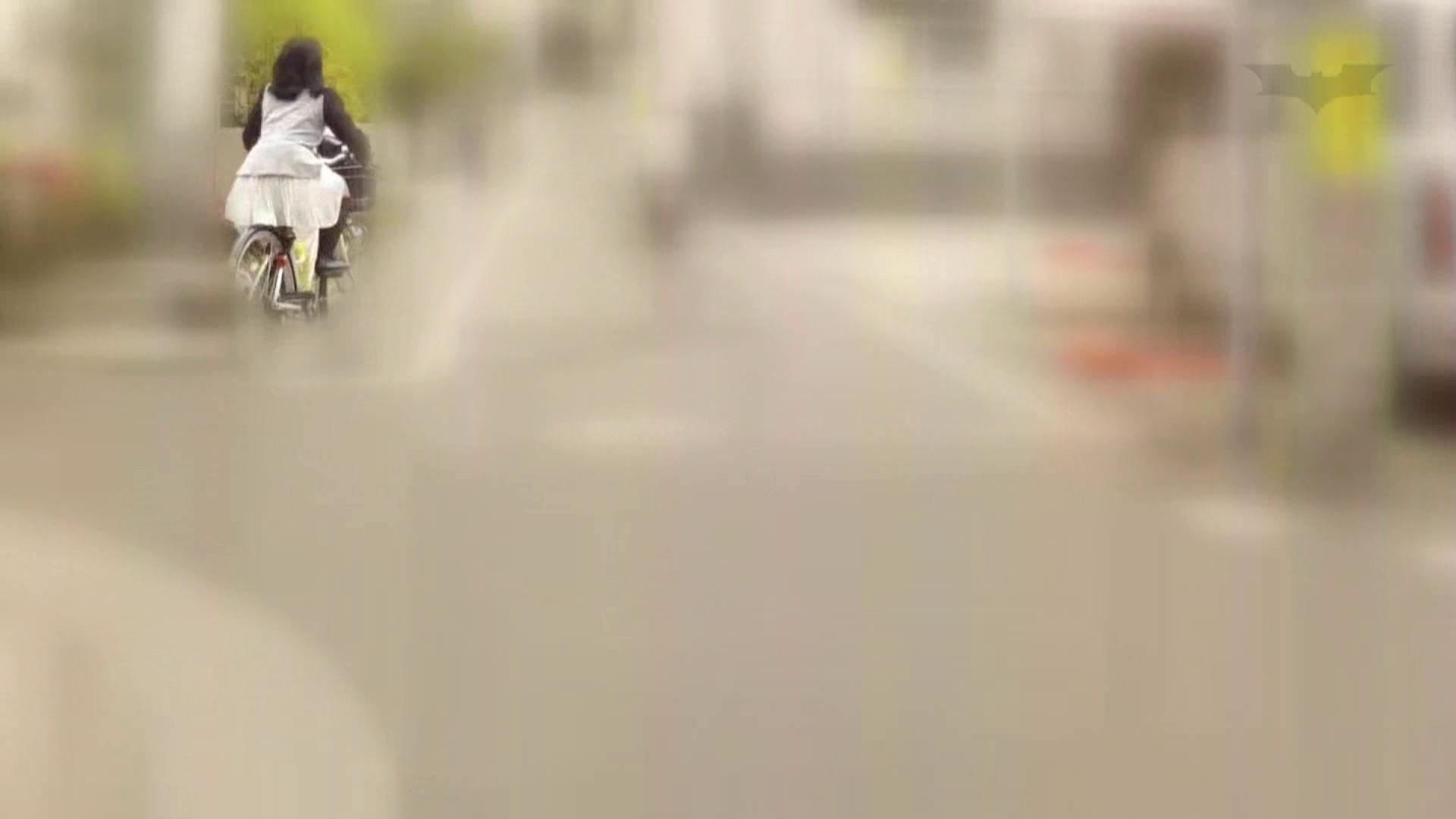 自転車パンチラ Vol.06 チラ 隠し撮りすけべAV動画紹介 86pic 26