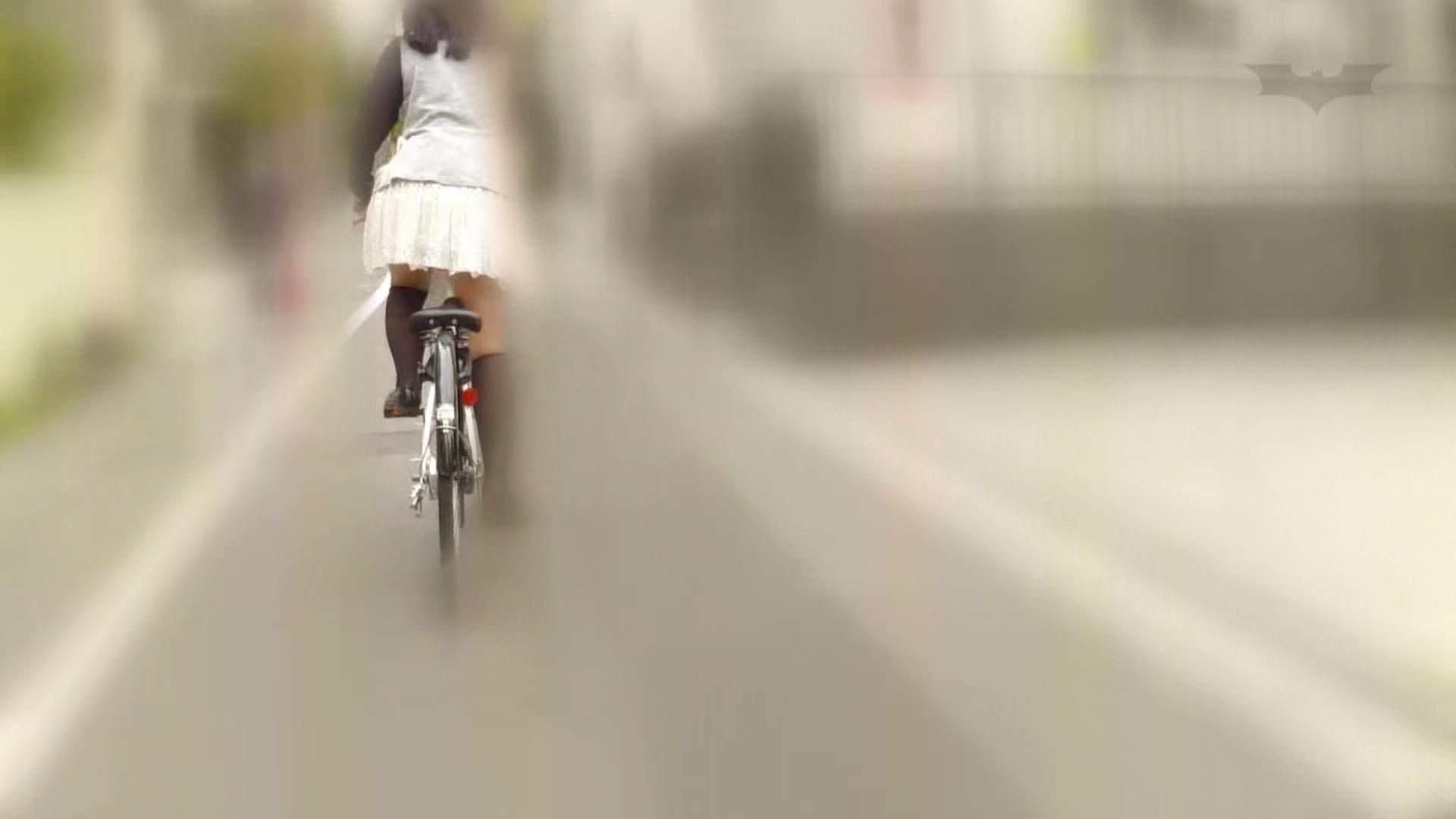 自転車パンチラ Vol.06 パンチラ放出 盗撮おまんこ無修正動画無料 86pic 27