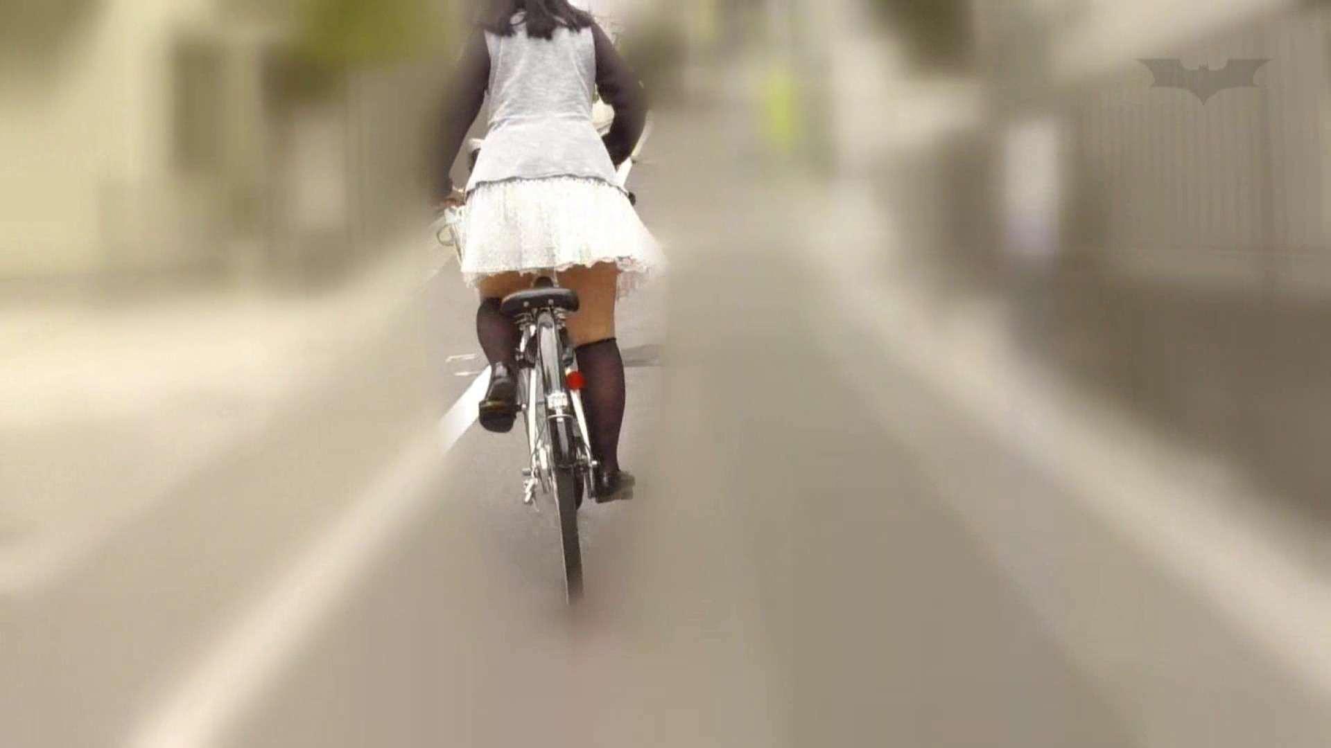 自転車パンチラ Vol.06 車 SEX無修正画像 86pic 28