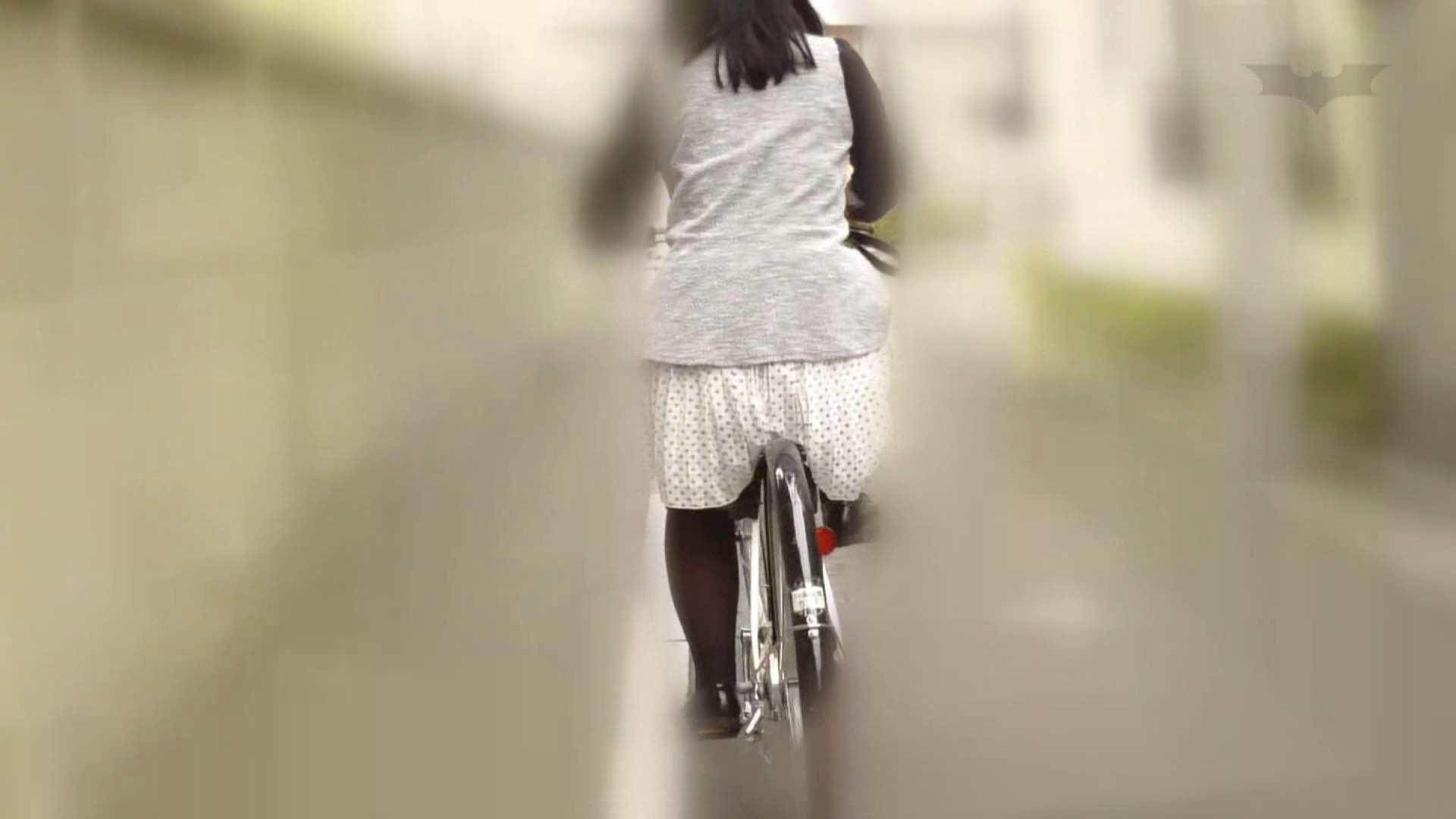 自転車パンチラ Vol.06 おしり 覗きおまんこ画像 86pic 35