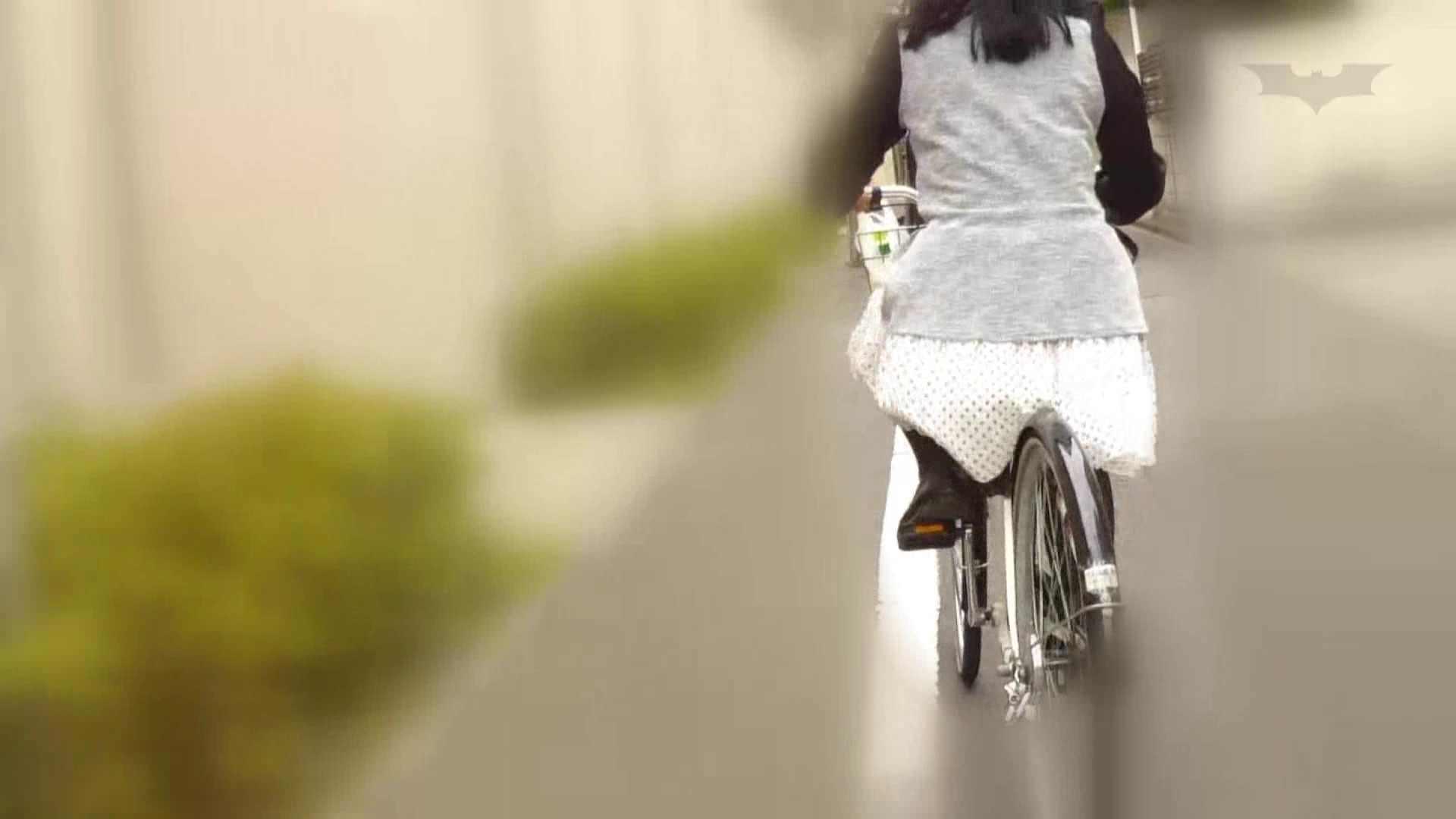 自転車パンチラ Vol.06 チラ 隠し撮りすけべAV動画紹介 86pic 38