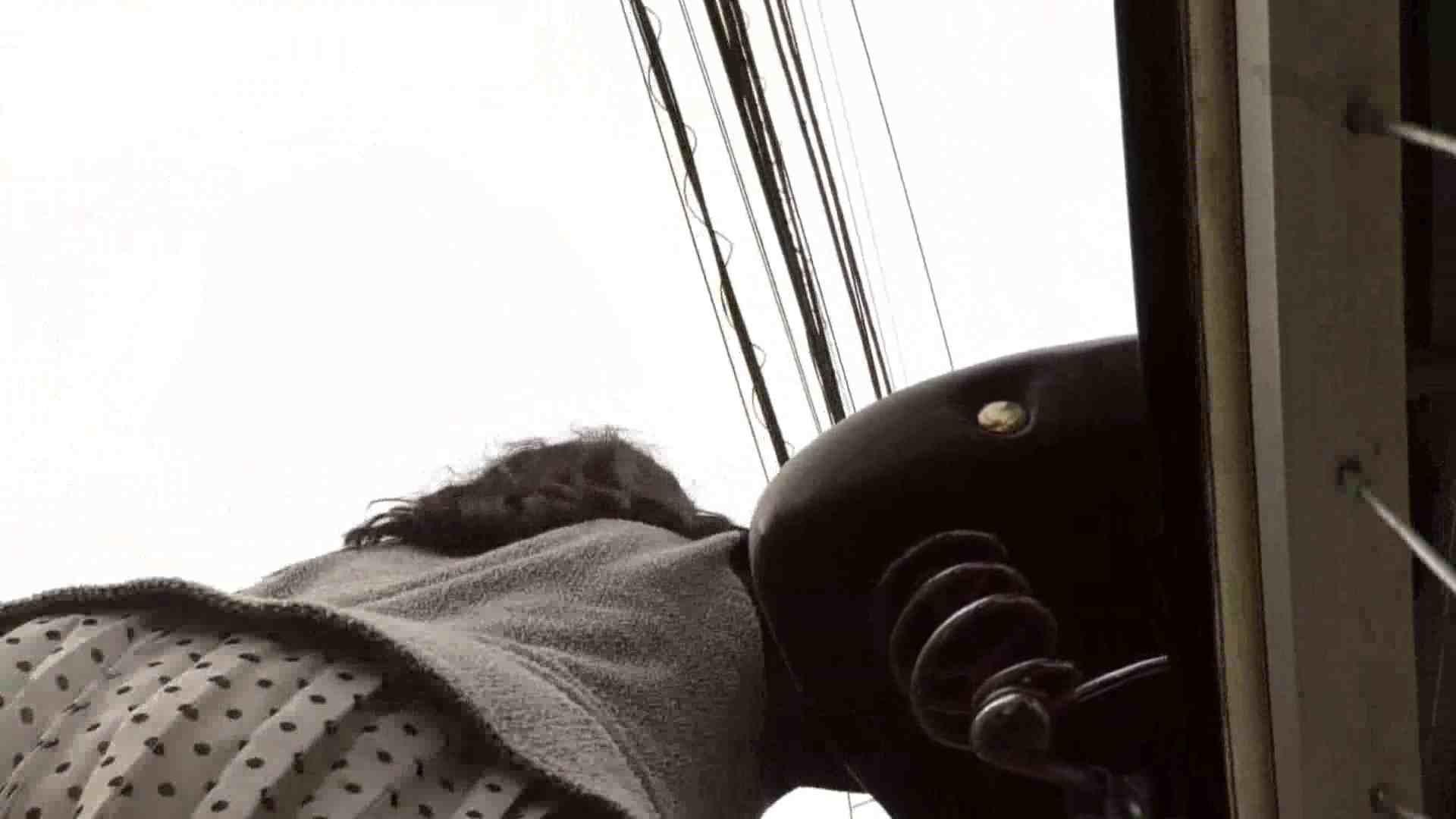 自転車パンチラ Vol.06 車 SEX無修正画像 86pic 58