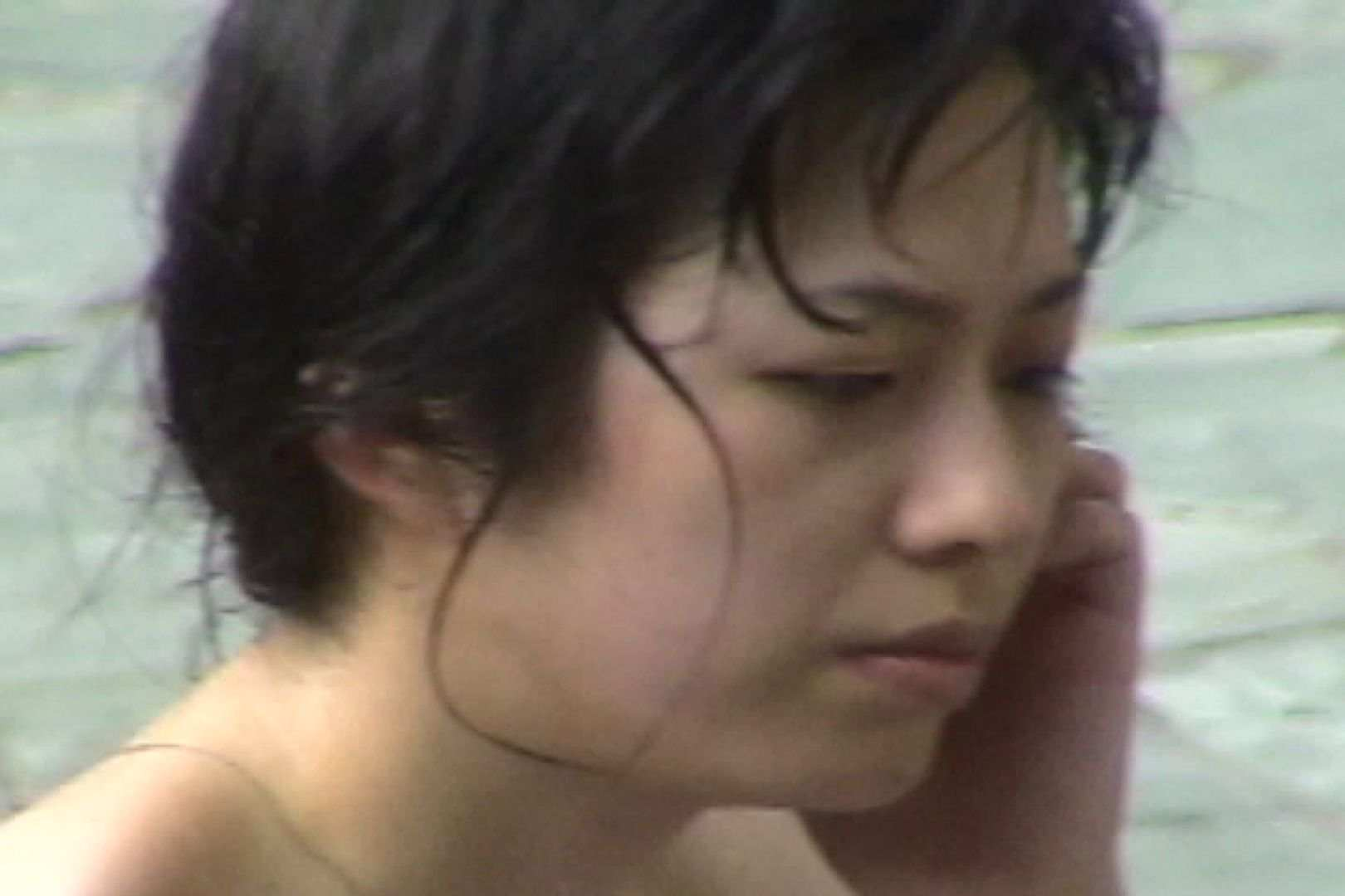 No.11 オトナな女は全裸で裸姿森林浴 潜伏露天風呂 | 美女  60pic 5