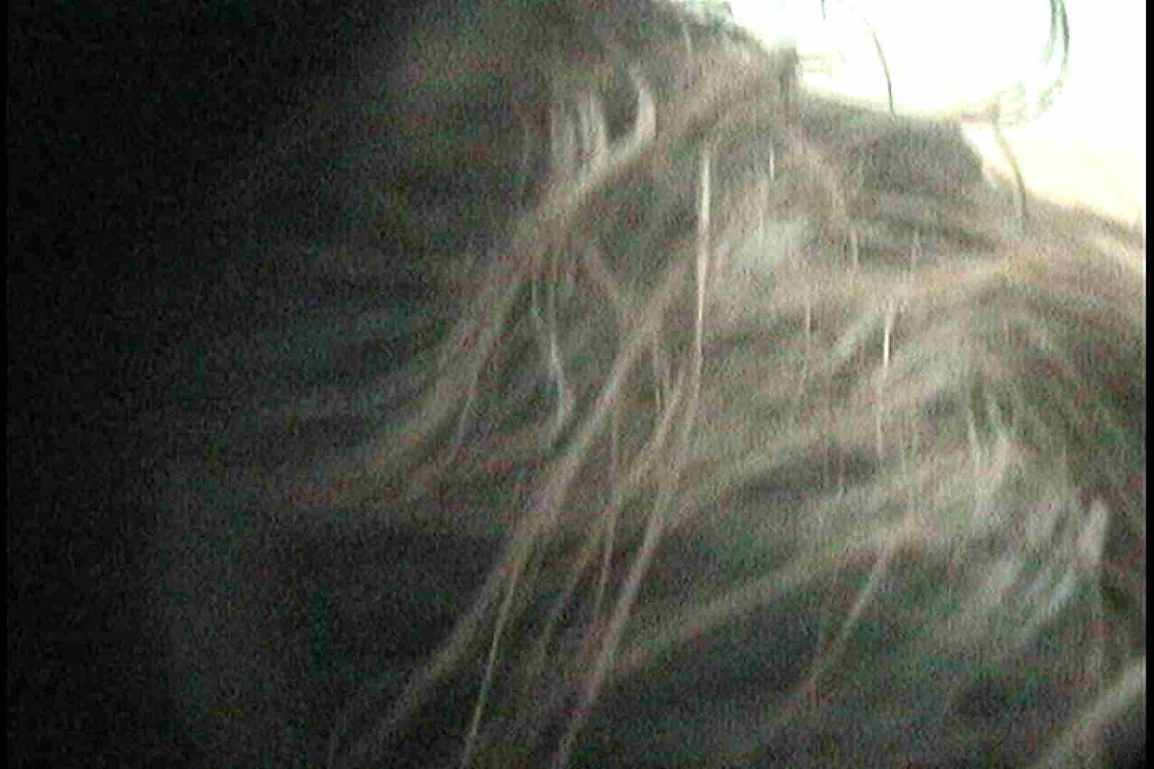 No.16 アニマル柄の水着 レースのパンツにナプキンを装着する金髪お女市さん 接写 覗きおまんこ画像 75pic 29