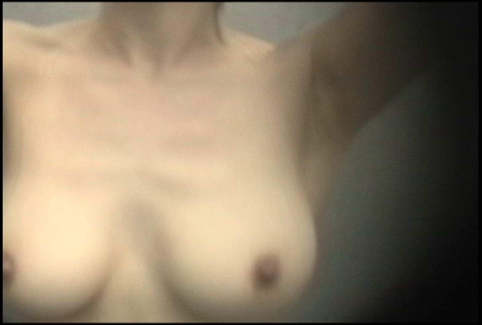 No.145 肩のタトゥーが切なさ誘うタレ巨乳おねえさま 接写 盗撮ヌード画像 90pic 39