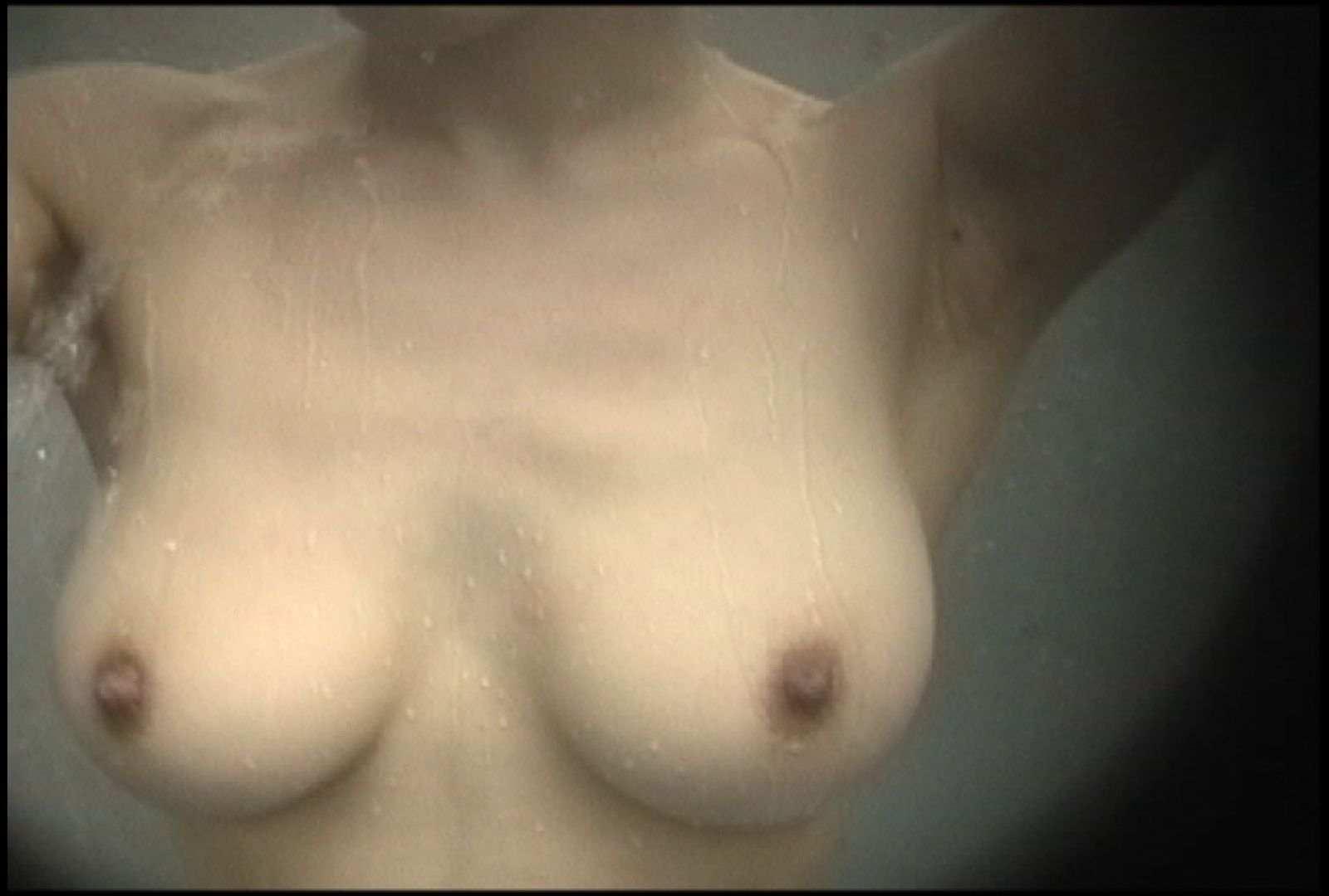 No.145 肩のタトゥーが切なさ誘うタレ巨乳おねえさま 接写 盗撮ヌード画像 90pic 51