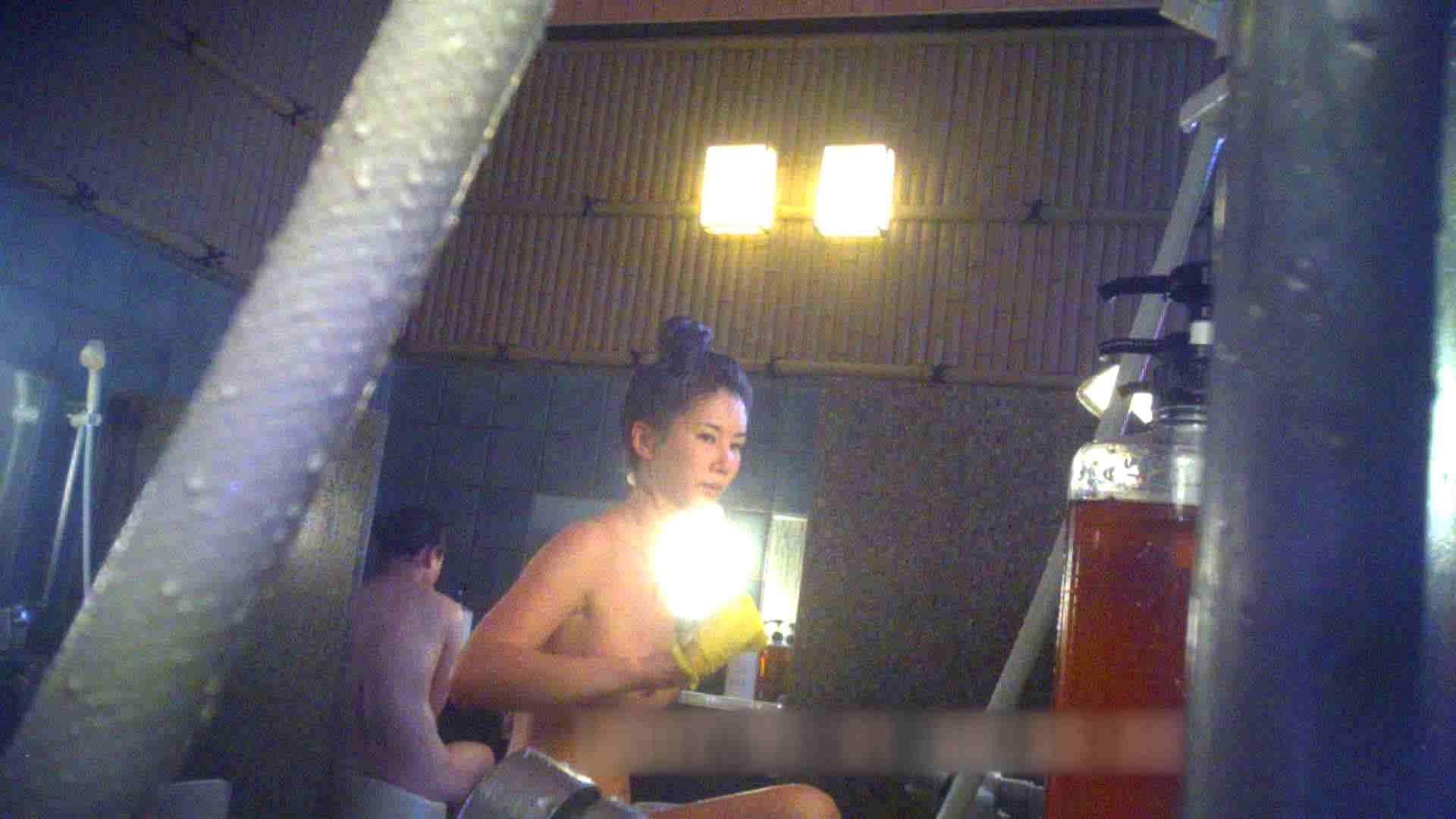 TG.15 【上等兵】高級旅館の爆乳女将で有名っぽい 女風呂  81pic 81