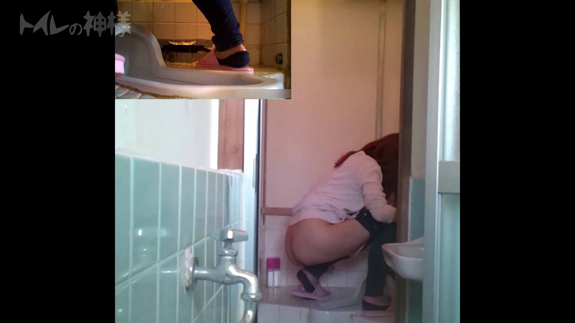 トイレの神様 Vol.07 検尿カップを持って・・・。 トイレ | OLの実態  37pic 15
