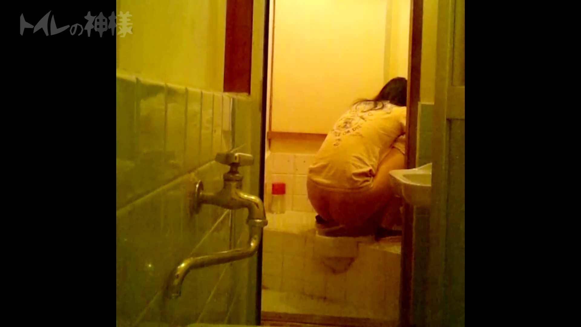 トイレの神様 Vol.08 プリントしたお・し・り トイレ  36pic 36