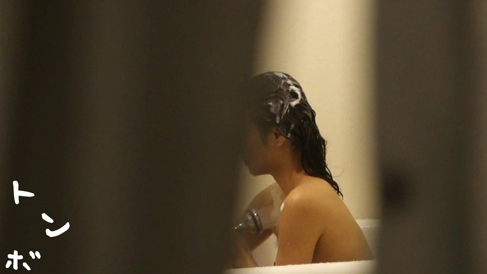 リアル盗撮 現役モデルのシャワーシーン2 美女 | シャワー  90pic 26