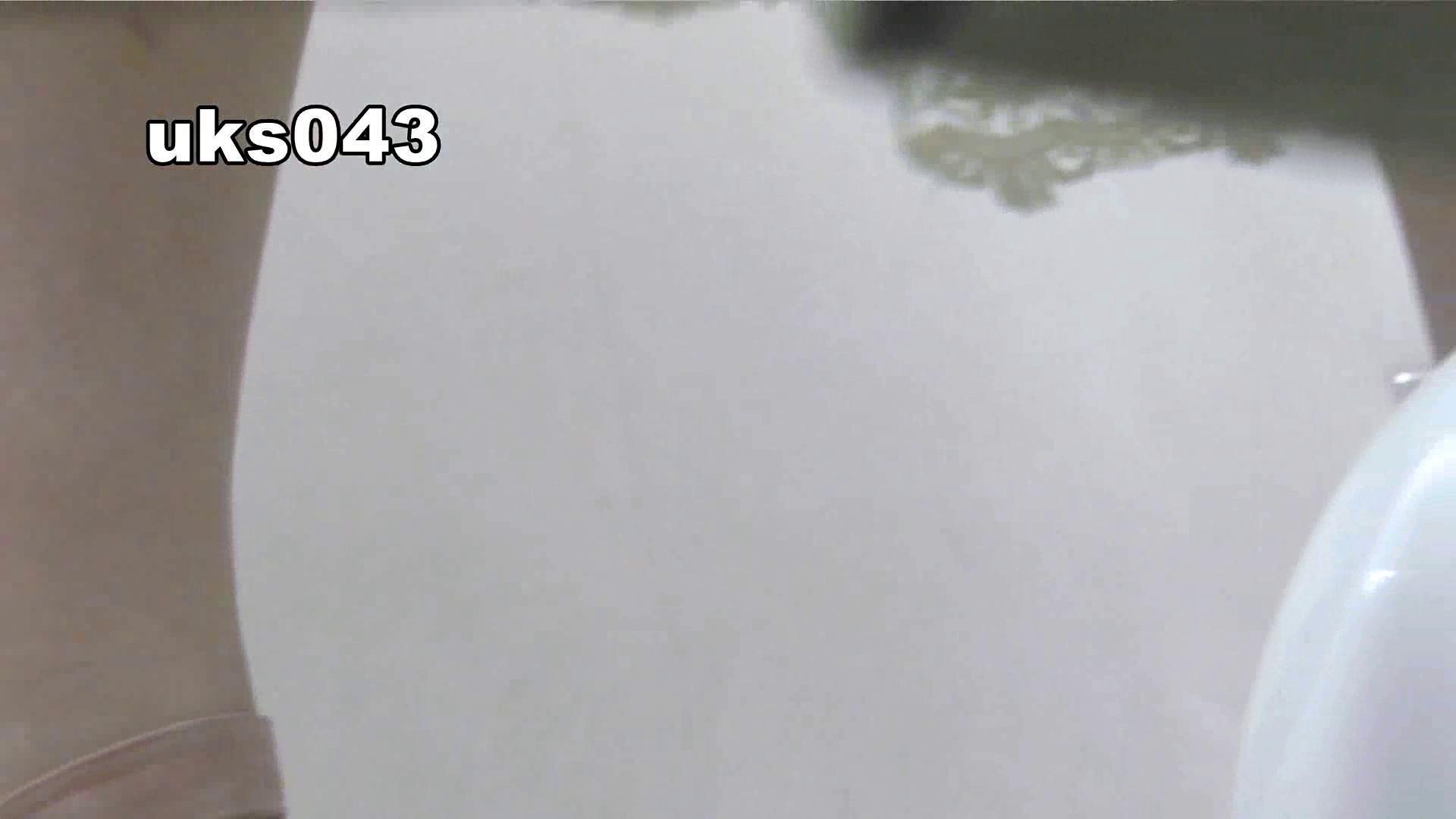 【美しき個室な世界】 vol.043 緊迫状況 洗面所  100pic 16