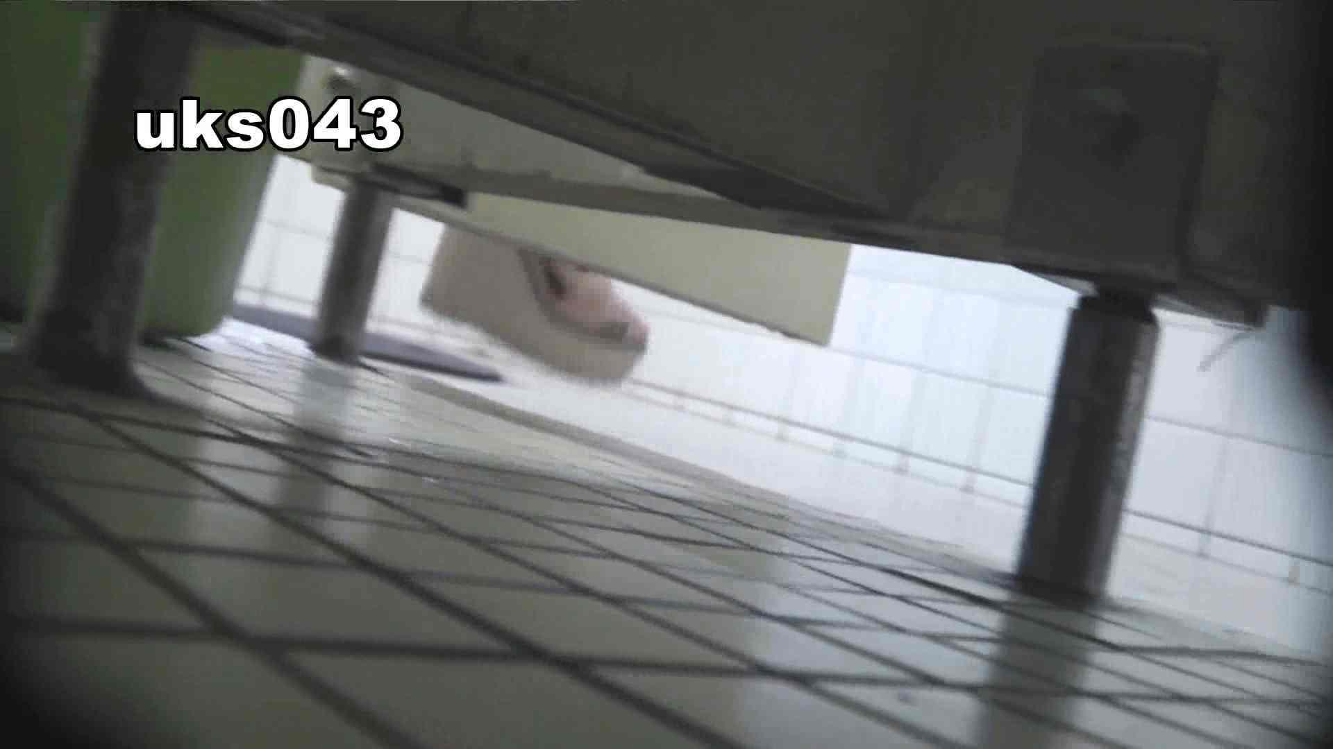 【美しき個室な世界】 vol.043 緊迫状況 洗面所  100pic 18