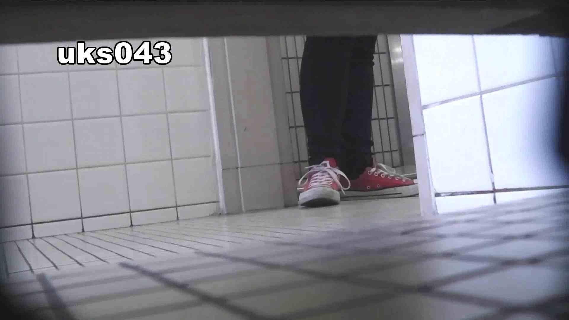 【美しき個室な世界】 vol.043 緊迫状況 洗面所  100pic 58