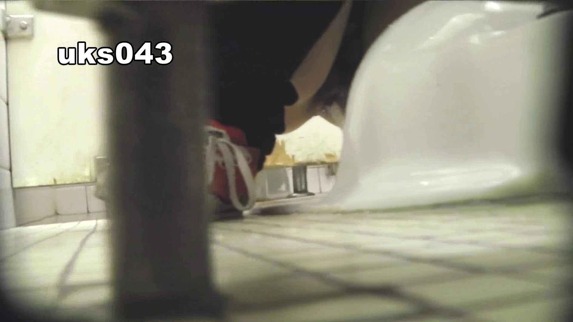 【美しき個室な世界】 vol.043 緊迫状況 洗面所  100pic 62