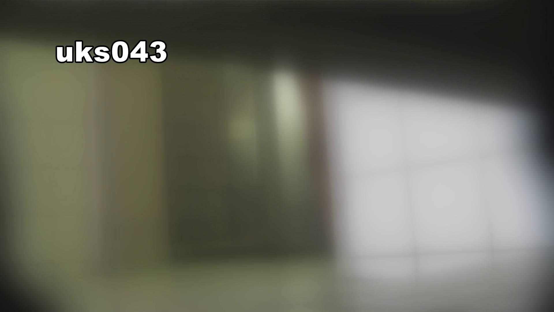 【美しき個室な世界】 vol.043 緊迫状況 洗面所  100pic 98