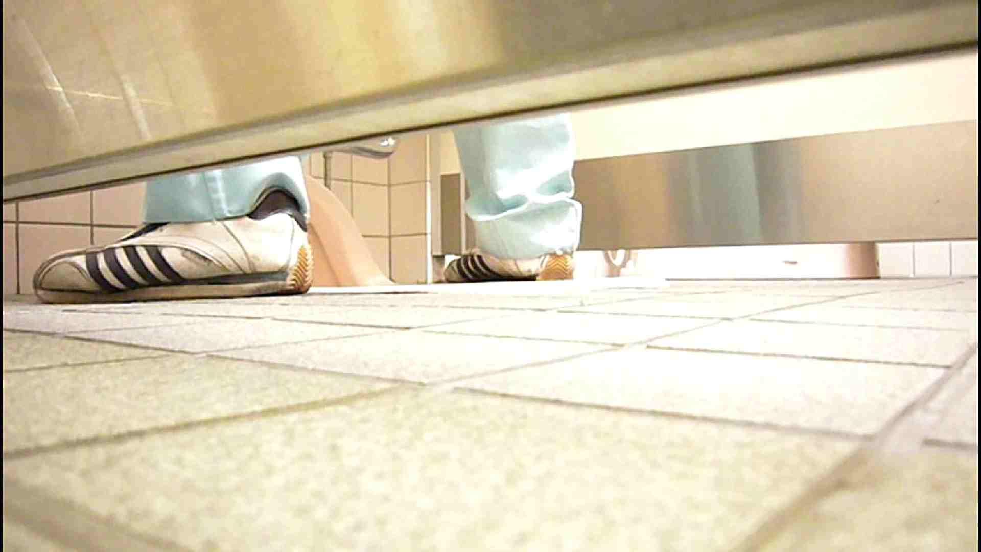 洗面所固定カメラ撮影 オムニバスNol.3 OLの実態  65pic 18