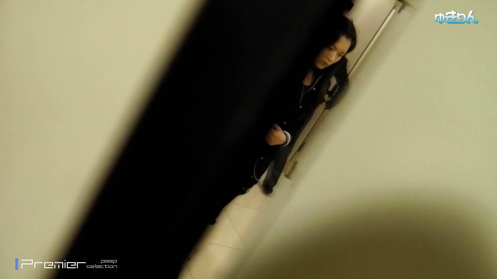 新世界の射窓 No88 必見スニーカーで壁を超える長身!!美女3人 美女 | 洗面所  25pic 1