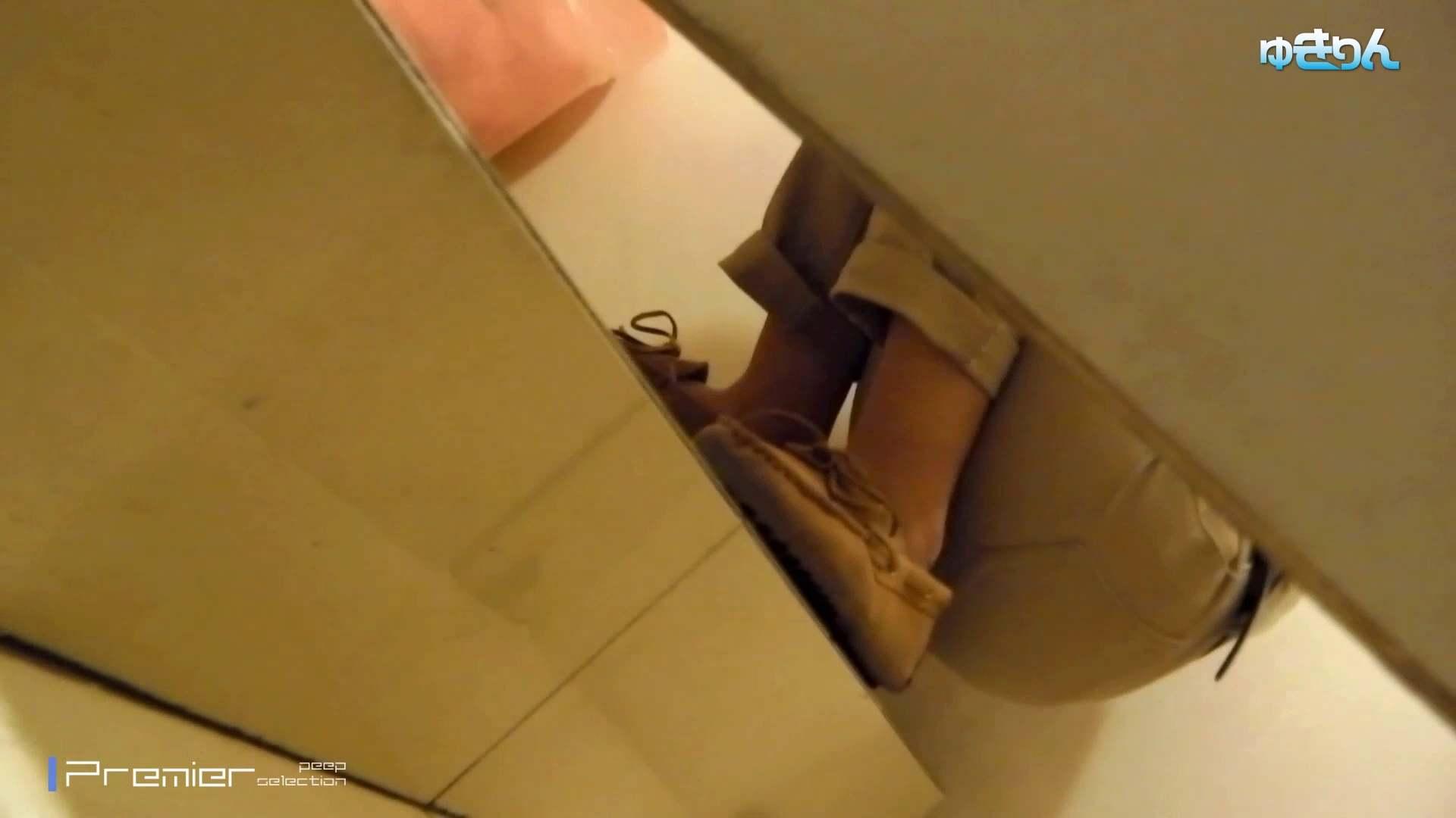 新世界の射窓 No89 あの有名のショーに出ているモデルが偶然に利用するという 洗面所   0  58pic 3