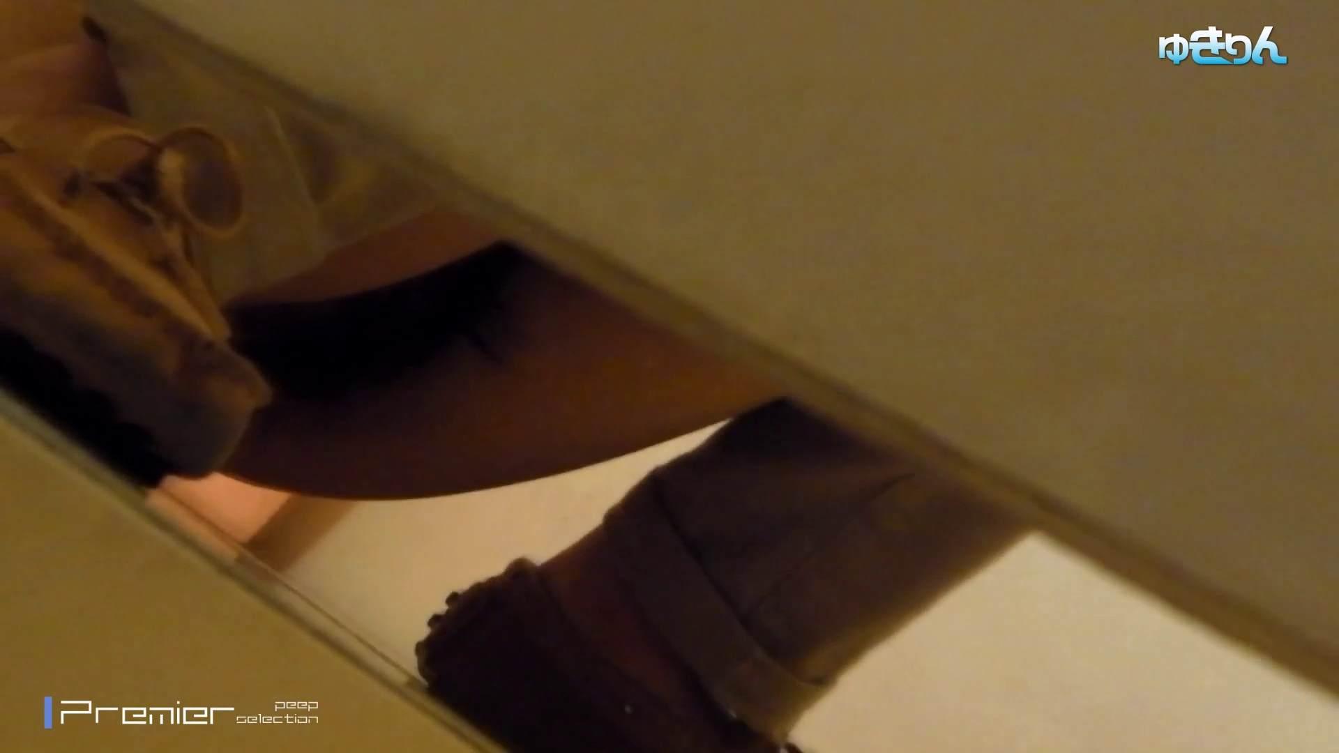 新世界の射窓 No89 あの有名のショーに出ているモデルが偶然に利用するという 洗面所   0  58pic 35