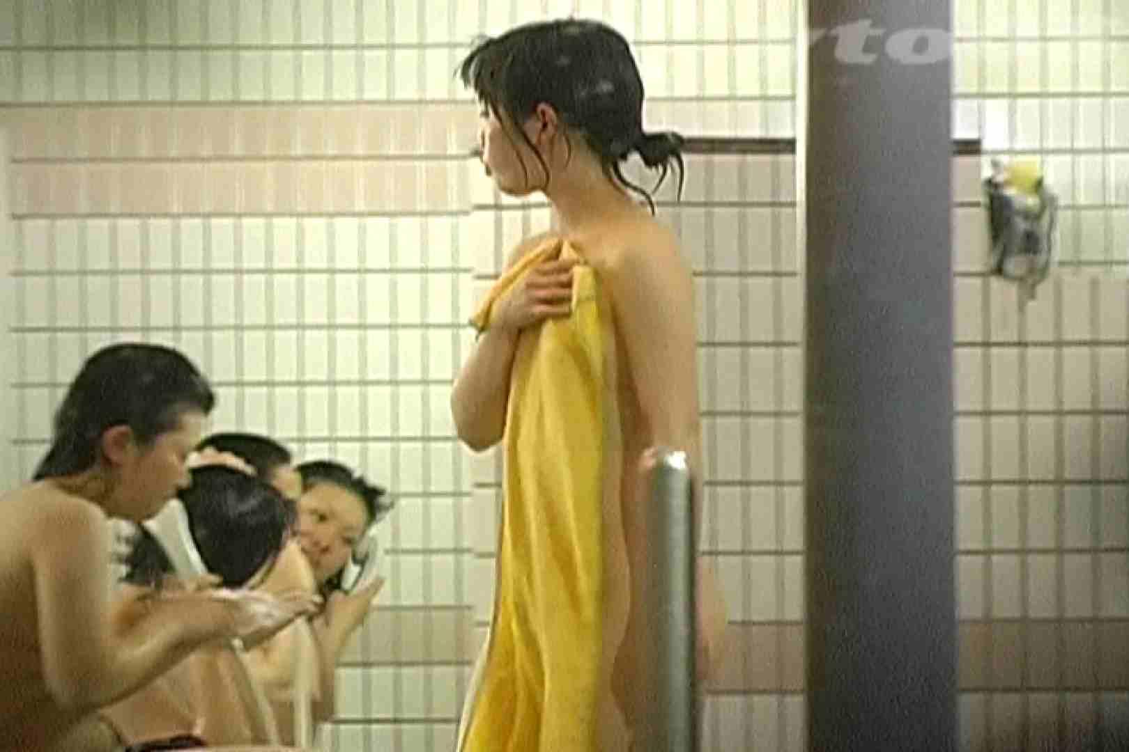 ▲復活限定▲合宿ホテル女風呂盗撮 Vol.27 名作 覗きおまんこ画像 99pic 71