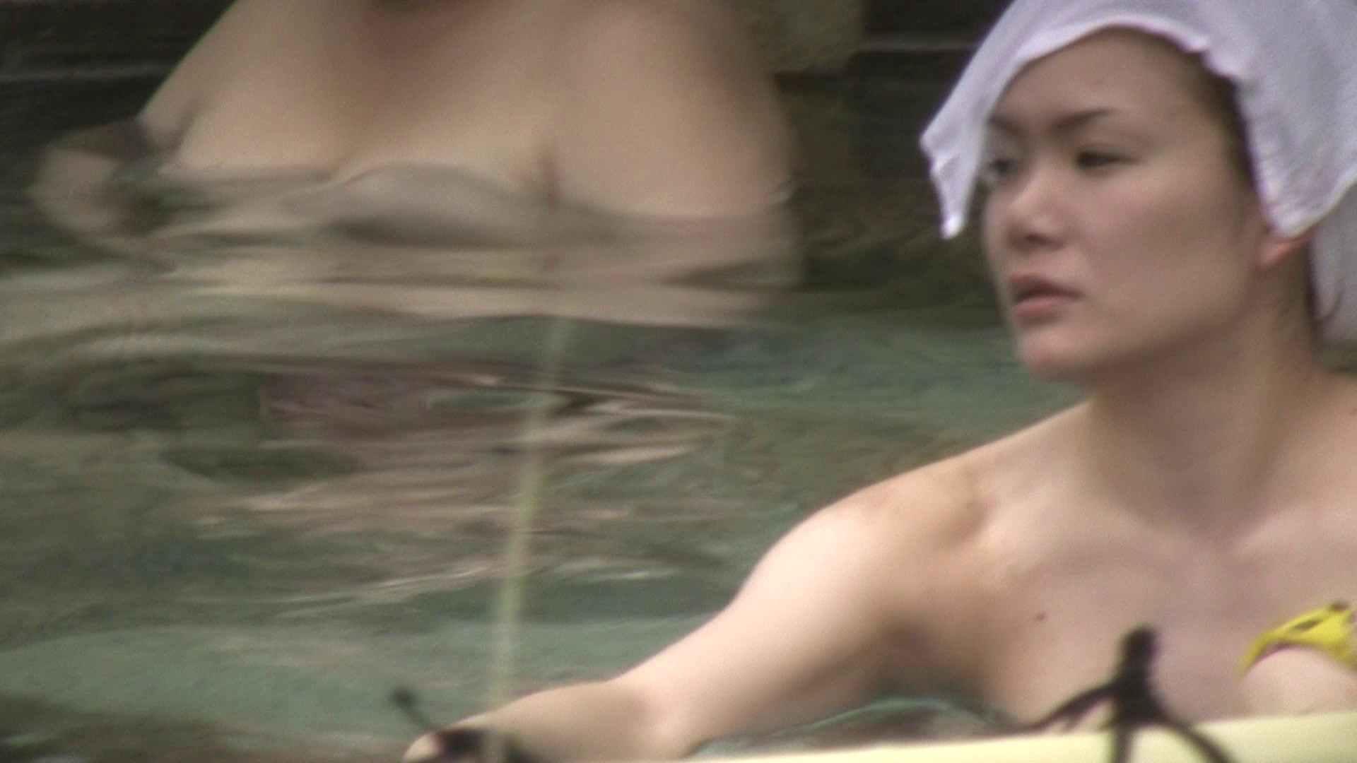 巨乳 乳首:Aquaな露天風呂Vol.12【VIP】:のぞき本舗 中村屋