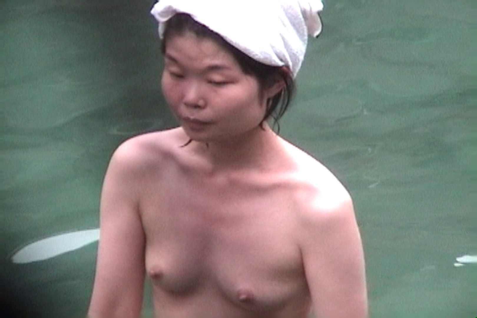 巨乳 乳首:Aquaな露天風呂Vol.71【VIP限定】:のぞき本舗 中村屋