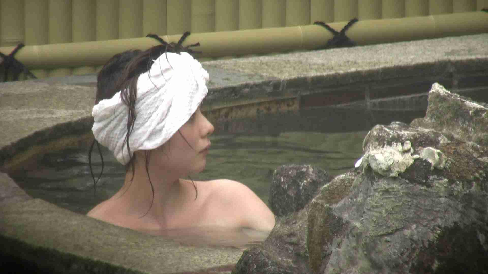 巨乳 乳首:Aquaな露天風呂Vol.147:のぞき本舗 中村屋