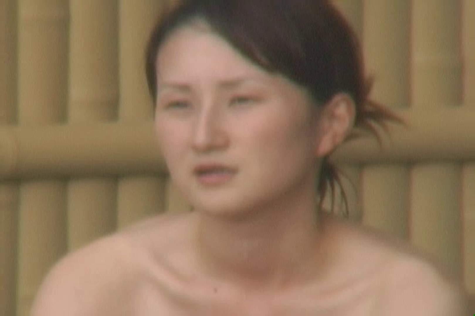 巨乳 乳首:Aquaな露天風呂Vol.578:のぞき本舗 中村屋