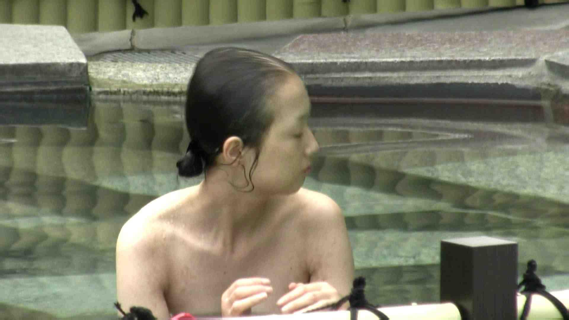 巨乳 乳首:Aquaな露天風呂Vol.661:のぞき本舗 中村屋