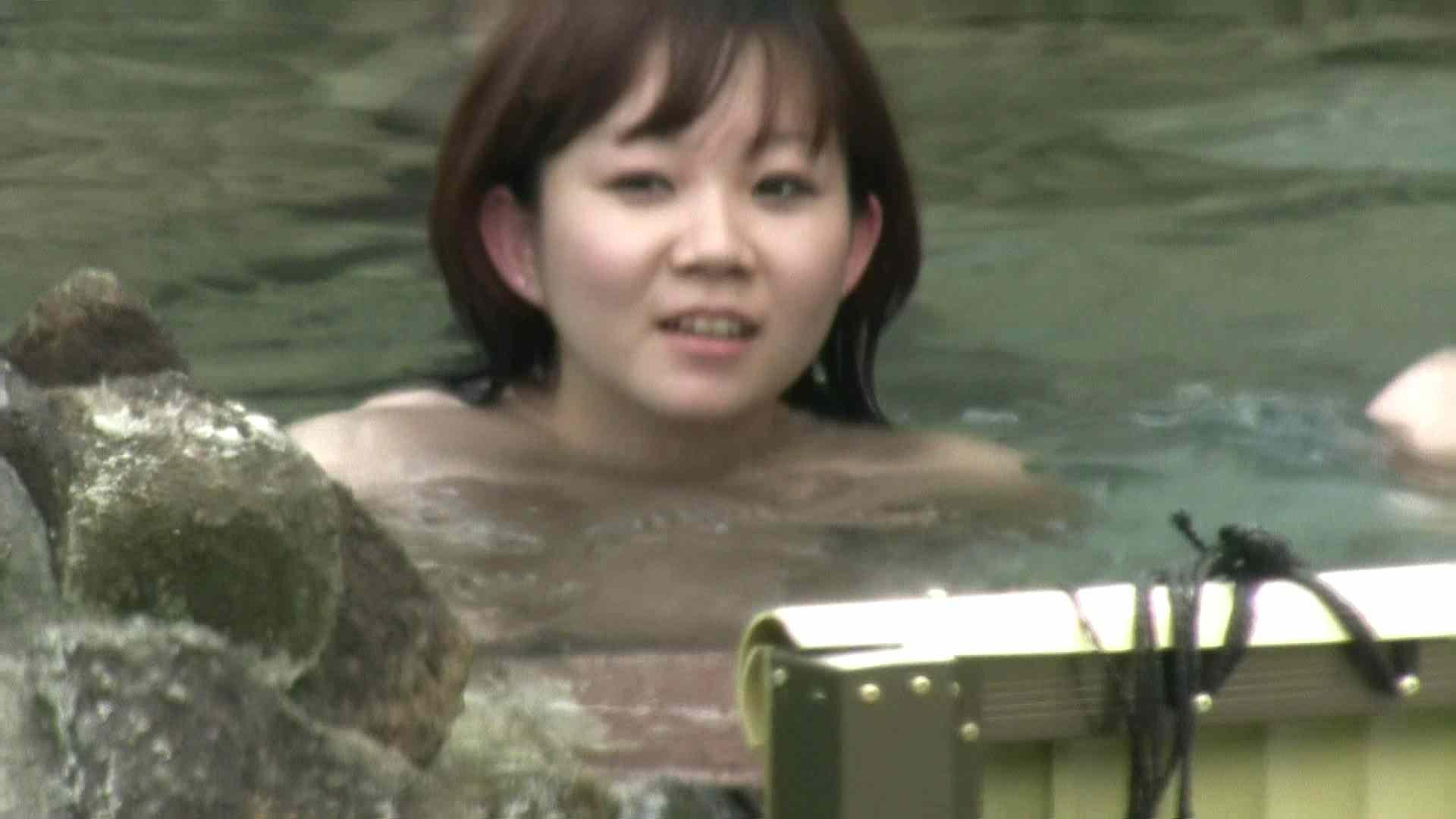 巨乳 乳首:Aquaな露天風呂Vol.664:のぞき本舗 中村屋