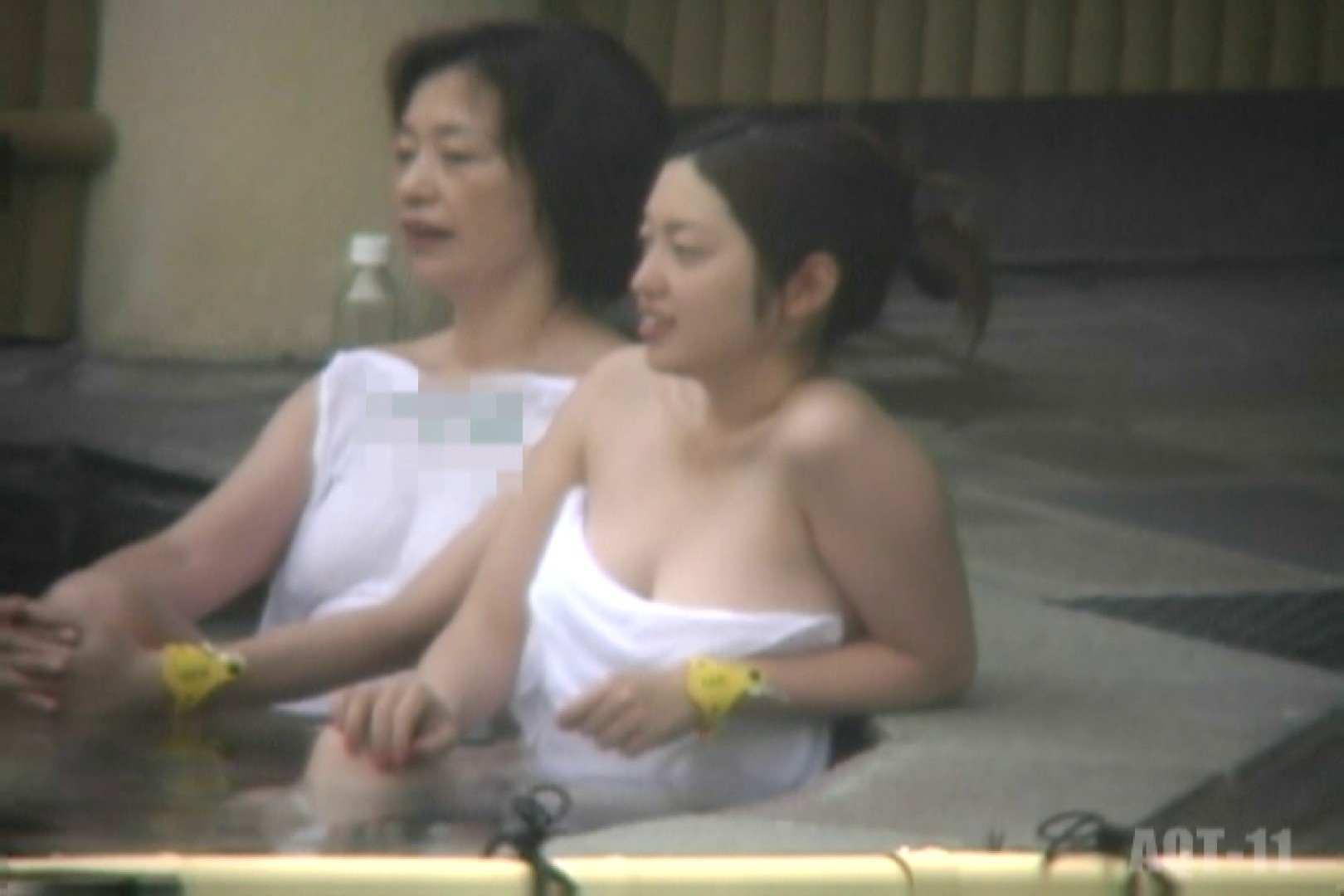 巨乳 乳首:Aquaな露天風呂Vol.803:のぞき本舗 中村屋