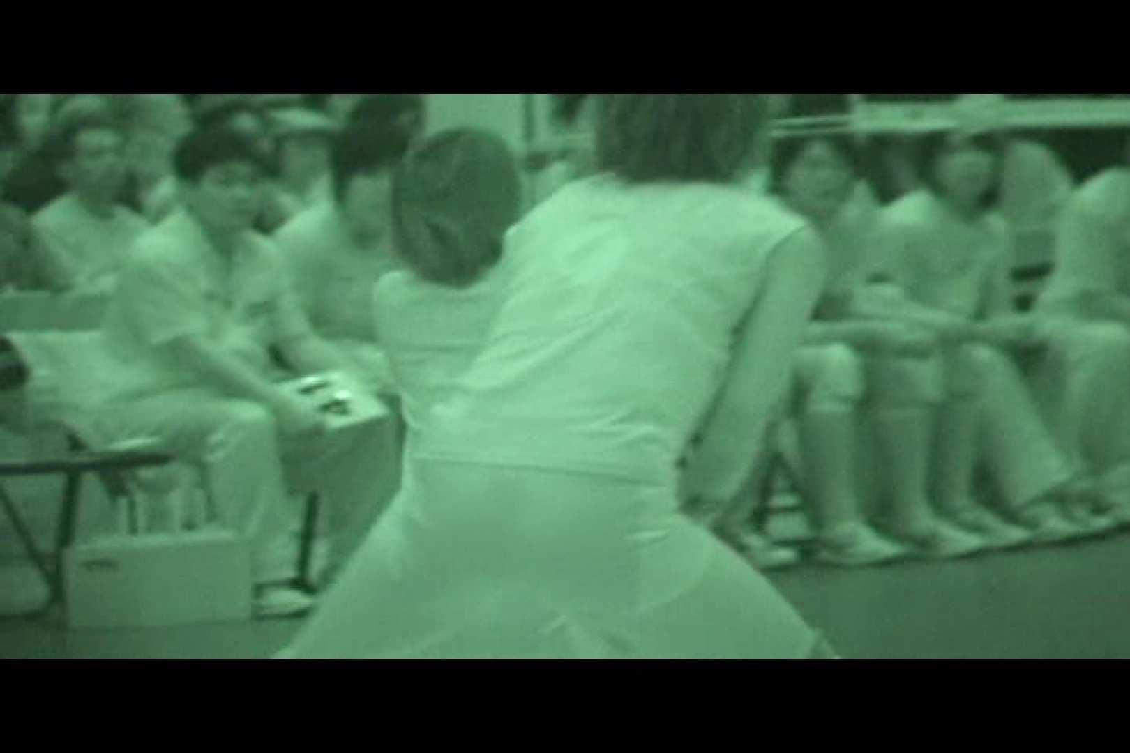 巨乳 乳首:赤外線ムレスケバレー(汗) vol.18:のぞき本舗 中村屋