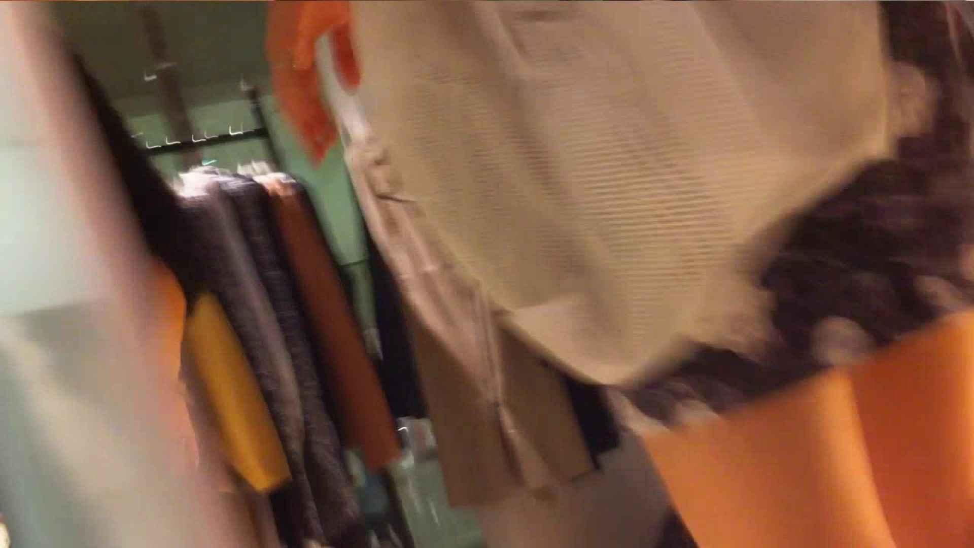 某デパートのカリスマ定員可愛すぎ‼!ピンクスカート編 接写  72pic 66